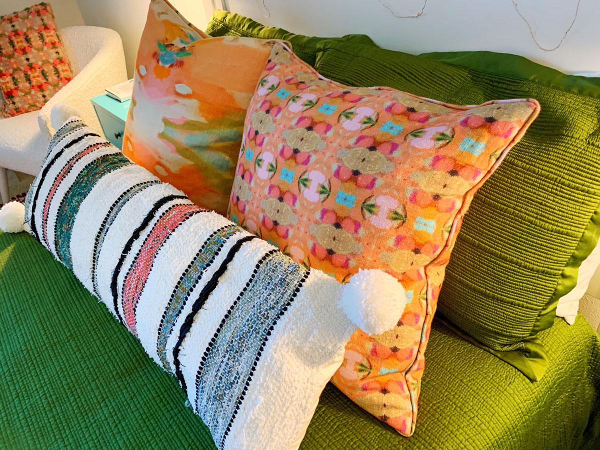 5 Tips for Picking Pillows | Interior Design Tampa Florida