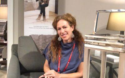 High Point Market: Christina Anstead's New Furniture Line